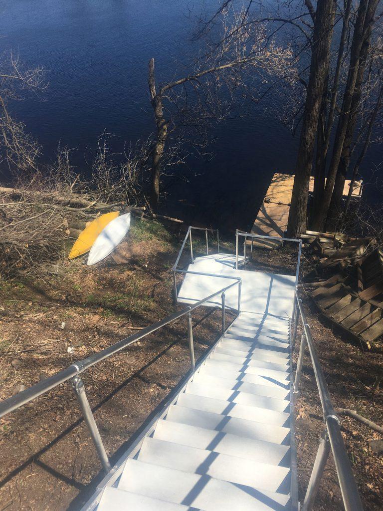Hewitt all terrain custom steps
